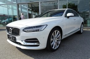 Volvo S90 T8 Twin Engine PHEV Inscription bei Grünzweig Automobil GmbH in