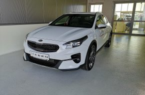KIA XCee'd/FIRST/YELLOW/1.4 TGDI GPF/MT6/140/ bei Grünzweig Automobil GmbH in