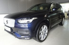 Volvo XC90 T6 AWD Inscription bei Grünzweig Automobil GmbH in