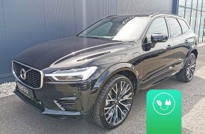 Volvo XC60 T8 Twin Engine PHEV R-Design bei Grünzweig Automobil GmbH in