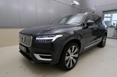 Volvo XC90 T8 AWD Recharge Inscription Geartronic bei Grünzweig Automobil GmbH in