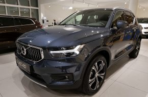 Volvo XC40 B4 AWD Inscription Geartronic bei Grünzweig Automobil GmbH in