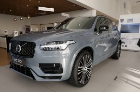 Volvo XC90 T8 AWD Recharge PHEV R Design Geartronic bei Grünzweig Automobil GmbH in