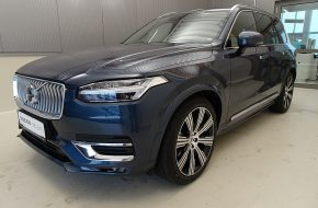 Volvo XC90 B5 AWD Inscription bei Grünzweig Automobil GmbH in
