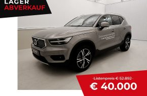 Volvo XC40 T3 Inscription Geartronic bei Grünzweig Automobil GmbH in
