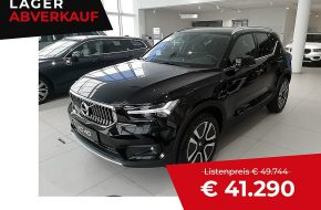 Volvo XC40 T5 Recharge PHEV Inscription Expression bei Grünzweig Automobil GmbH in