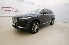 Volvo XC90 T8 AWD Recharge PHEV Inscription Geartronic bei Grünzweig Automobil GmbH in